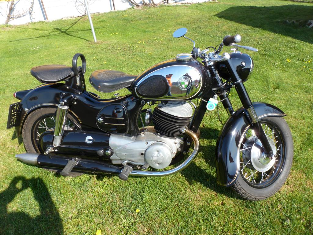 Moped puch 18